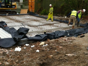 Concrete Slab 4