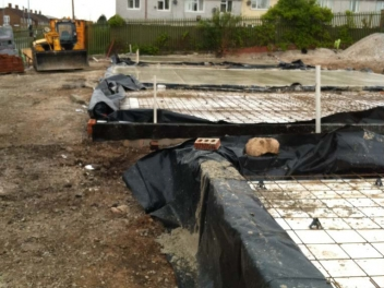 Concrete Slab 8