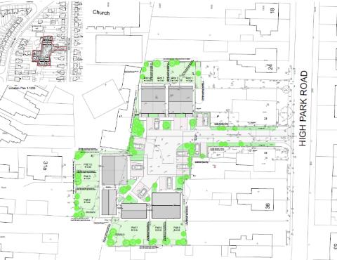 High Park Site Plan news