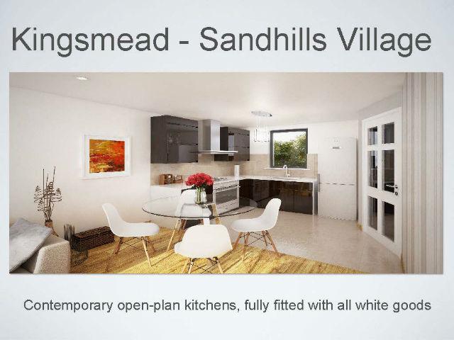 Sandhills Village 3